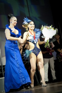 The I-st International Asia-Pacific Pole Acrobatic Dance Championship 2011